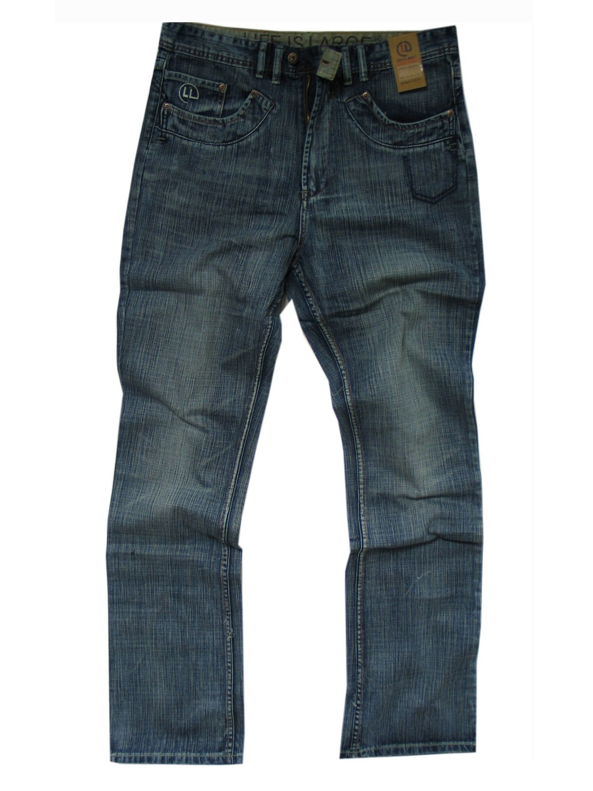 Shop Dillard's selection of men's big and tall jeans, available in your favorite styles and brands.