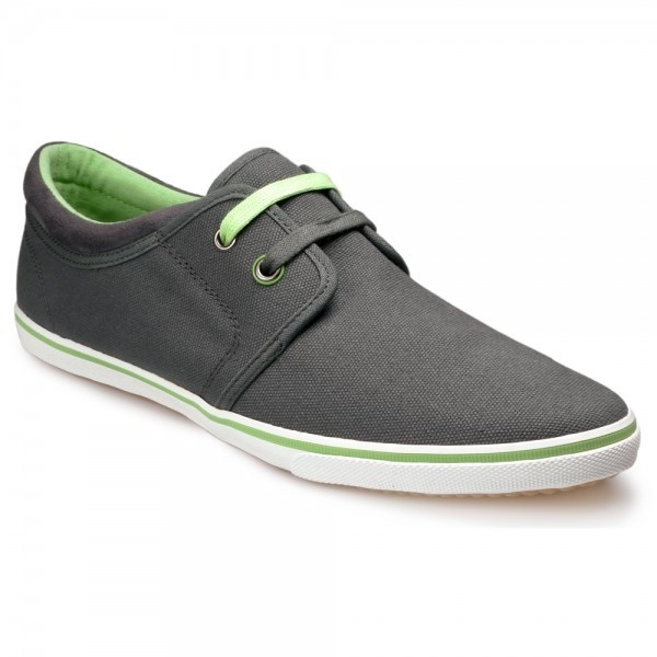 Pontoon canvas shoes big fish clothing for Fish tennis shoes